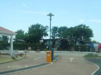 Camping et hôtel de plein air